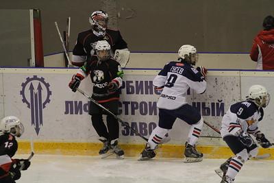 Трактор-2002 (Челябинск) - Металлург-2002 (Магнитогорск) 4:3. 24 октября 2015