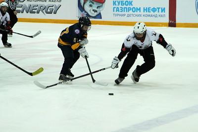 Трактор-2002 (Челябинск) - Атлант-2002 (Московская область) 8:1. 25 апреля 2013