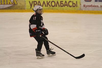 Трактор-2002 (Челябинск) - Белые Медведи-2002 (Челябинск) 2:3. 3 апреля 2014