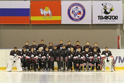Команда Трактор 2002-го года рождения примет участие в Мемориале Владимира Крутова, который пройдёт в Москве.