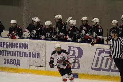 Трактор-2002 (Челябинск) - Белые Медведи-2002 (Челябинск) 6:5. 5 декабря 2015