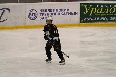 Трактор-2002 (Челябинск) - Салават Юлаев-2002 (Уфа) 4:3 ОТ. 11 октября 2014