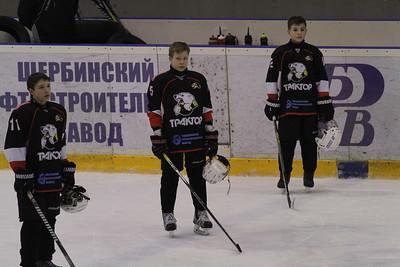 Трактор-2002 (Челябинск) - Спартаковец-2002 (Екатеринбург) 4:1. 21 февраля 2016
