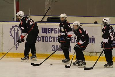 Трактор-2002 (Челябинск) - Салават Юлаев-2002 (Уфа) 2:4. 3 октября 2015