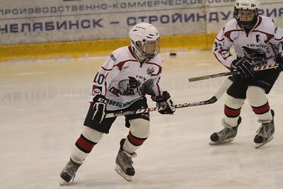 Трактор-2002 (Челябинск) - Тюменский Легион-2002 (Тюмень) 3:2. 2 апреля 2014