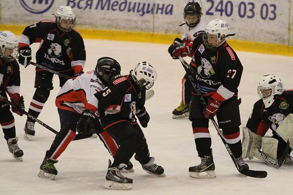 Трактор-2003 (Челябинск) - Авангард-2003 (Омск) 3:2. 2 апреля 2015