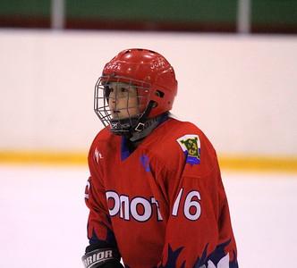 Трактор-2003 (Челябинск) - Молот-2002 (Чебаркуль) 1:5. 13 октября 2012