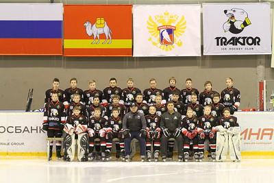 Трактор-2003 (Челябинск). Заявка на финал чемпионата России 2016