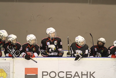 Трактор-2003 (Челябинск) - Мечел-2003 (Челябинск) 8:3. 14 ноября 2015