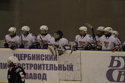 Трактор-2003 (Челябинск) - Металлург-2003 (Магнитогорск) 6:2. 24 октября 2015