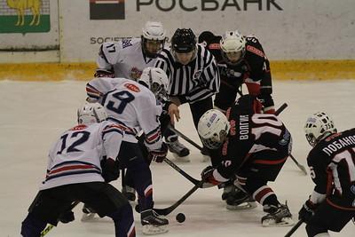 Команда Трактор 2003-го года рождения обыграла магнитогорский Металлург у себя дома со счётом 6:2 в матче чемпионата России.