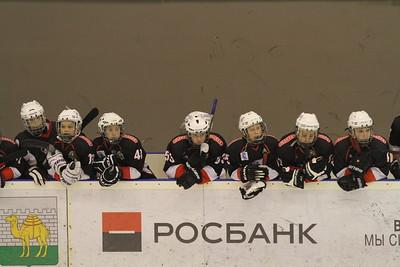 Трактор-2003 (Челябинск) - Юность-2003 (Екатеринбург) 11:1. 21 февраля 2013