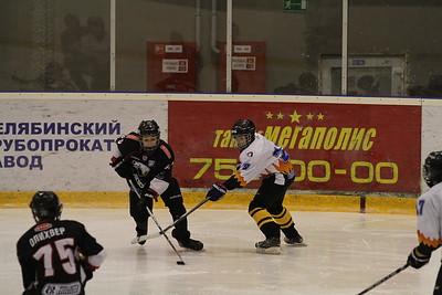 Трактор-2004 (Челябинск) - Северсталь-2004 (Череповец) 11:0. 23 апреля 2016