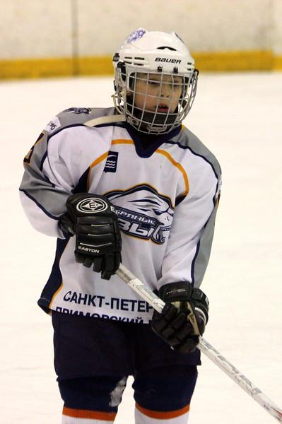 Трактор-2004 (Челябинск) - Серебряные Львы (Санкт-Петербург) 2:1. 22 апреля 2012