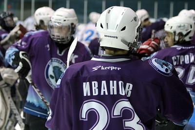 Школа Макарова-1995 (Челябинск) - Мечел-1995 (Челябинск) 5:1. 10 января 2012