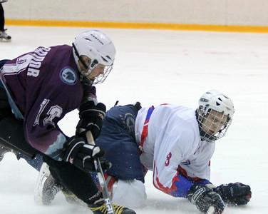Школа Макарова-1995 (Челябинск) - Металлург-1995 (Магнитогорск) 4:7. 19 ноября 2011