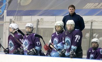 Школа Макарова-1995 (Челябинск) - Мечел-1995 (Челябинск) 3:4. 29 января 2012