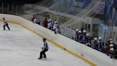 Школа Макарова-1995 (Челябинск) - Молот-1995 (Пермь) 5:3. 30 октября 2011