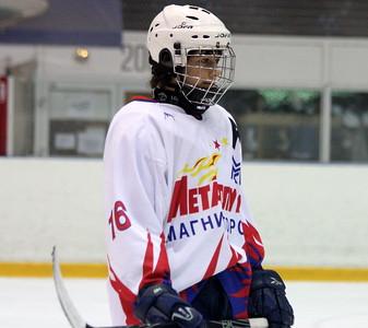 Школа Макарова-1997 (Челябинск) - Металлург-1997 (Магнитогорск) 2:10. 4 декабря 2011. Чемпионат России по хоккею