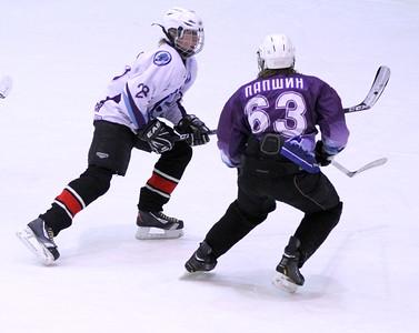 Школа Макарова-1997 (Челябинск) - Школа Макарова-1998 (Челябинск). Товарищеский матч. 17 октября 2012