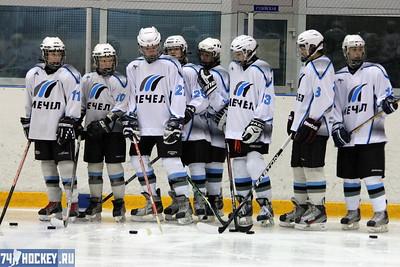 Школа Макарова-1997 (Челябинск) - Мечел-1997 (Челябинск) 1:9. 22 октября 2011