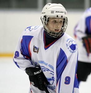 Школа Макарова-1999 (Челябинск) - Школа Кожевникова-1999 (Омск) 9:4. 4 ноября 2012