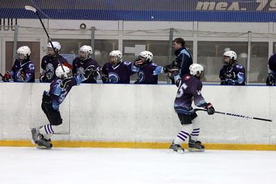 Школа Макарова-1999 (Челябинск) - Трактор- 1999 (Челябинск) 4:10. 11 марта 2012