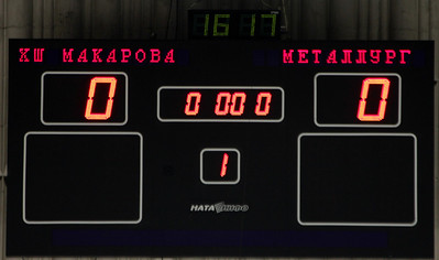 Школа Макарова-1999 (Челябинск) - Металлург-1999 (Магнитогорск) 4:5 (Б). 26 ноября 2011
