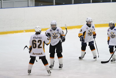 Школа Макарова-2000 (Челябинск) - Астана-2000 (Астана) 5:3. 8 декабря 2012