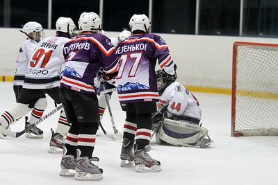 Школа Макарова-2000 (Челябинск) - Горняк-2000 (Рудный) 11:1. 27 октября 2012