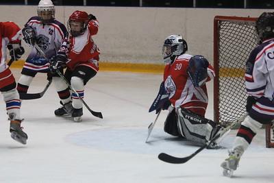Школа Макарова-2000 Челябинск, Октан-2000 Пермь, детский хоккей, чемпионат России