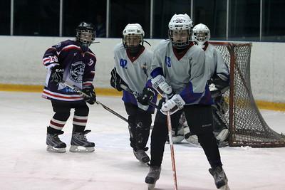 ХШ Макарова-2000 Челябинск, Старт-2000 Ялуторовск, детский хоккей