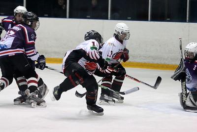 Школа Макарова-2000 (Челябинск) - Авангард-2000 (Омск) 3:7. 6 ноября 2011
