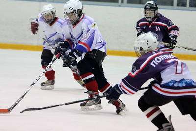Школа Макарова-2000 (Челябинск) - Юность-2000 (Екатеринбург) 3:2Б. 7 ноября 2011