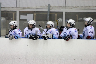 Школа Макарова-2001 (Челябинск) - Газовик-2001 (Тюмень) 2:6. 23 февраля 2012