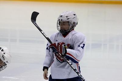 Школа Макарова-2001 (Челябинск) - Сибирь-2001 (Новосибирск) 3:6. 25 февраля 2012