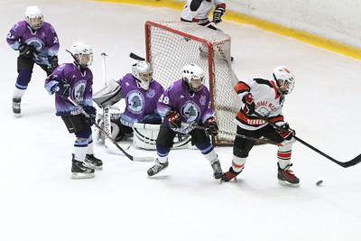 Школа Макарова-2001 (Челябинск) - Белые Медведи-2002 (Челябинск) 4:6. 28 сентября 2013