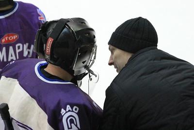 Школа Макарова-2001 (Челябинск) - Трактор-2001 (Челябинск) 2:11. 26 ноября 2011