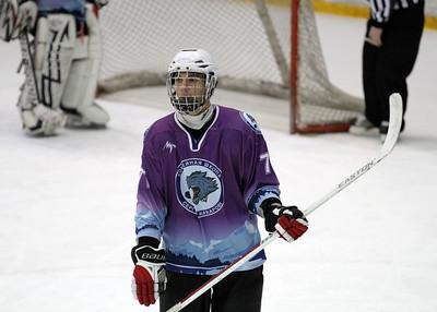 Школа Макарова-1996 (Челябинск) - Молот-1996 (Пермь) 3:7. 27 октября 2012