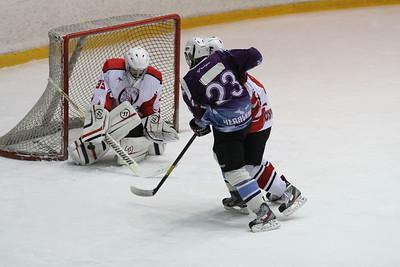 Школа Макарова-1996 (Челябинск) - Нефтяник-1996 (Сургут) 6:7 Б. 23 декабря 2012
