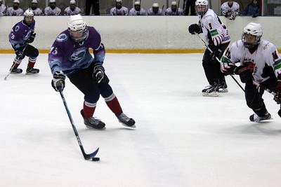 Школа Макарова-1996 (Челябинск) - Авангард-1996 (Омск) 2:5. 3 марта 2012