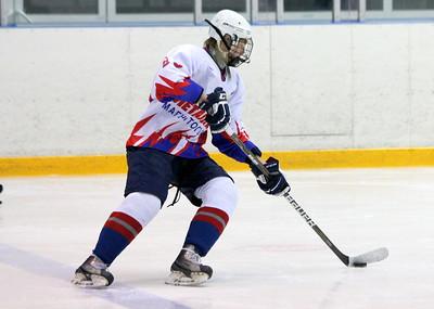 Школа Макарова-1996 (Челябинск) - Металлург-1996 (Магнитогорск) 5:2. 4 декабря 2012