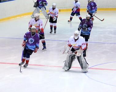 Школа Макарова-1996 (Челябинск) - Металлург-1996 (Магнитогорск) 5:2. 4 декабря 2012. Детский хоккей, чемпионат России, Урал
