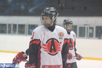 Школа Макарова-1996 (Челябинск) - Автомобилист-1996 (Екатеринбург) 2:13. 11 февраля 2012