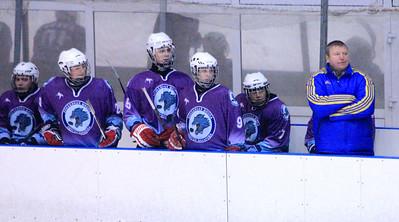 Школа Макарова-1996 (Челябинск) - Молот-1996 (Пермь) 4:1. 24 декабря 2011