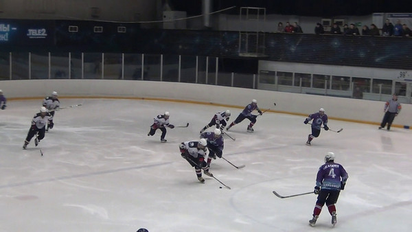Школа Макарова-1996 (Челябинск) - Трактор-1996 (Челябинск) 2:4. 29 декабря 2012