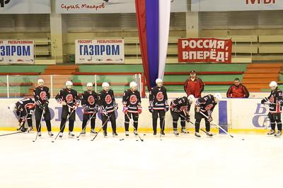 Локомотив-1996 (Ярославль) - Авангард-1996 (Омск) 1:0. 30 марта 2013