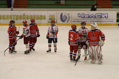 ЦСКА-1996 (Москва) - Локомотив-1996 (Ярославль) 4:1. 27 марта 2013