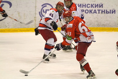 ЦСКА-1996 (Москва) - Локомотив-1996 (Ярославль) 4:3 Б. 31 марта 2013