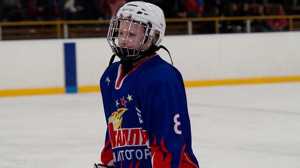 СКА-1998 (Санкт-Петербург) - Металлург-1998 (Магнитогорск) 1:3. 24 марта 2014